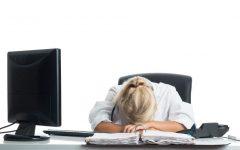 Tres consejos para vencer el cansancio en el trabajo