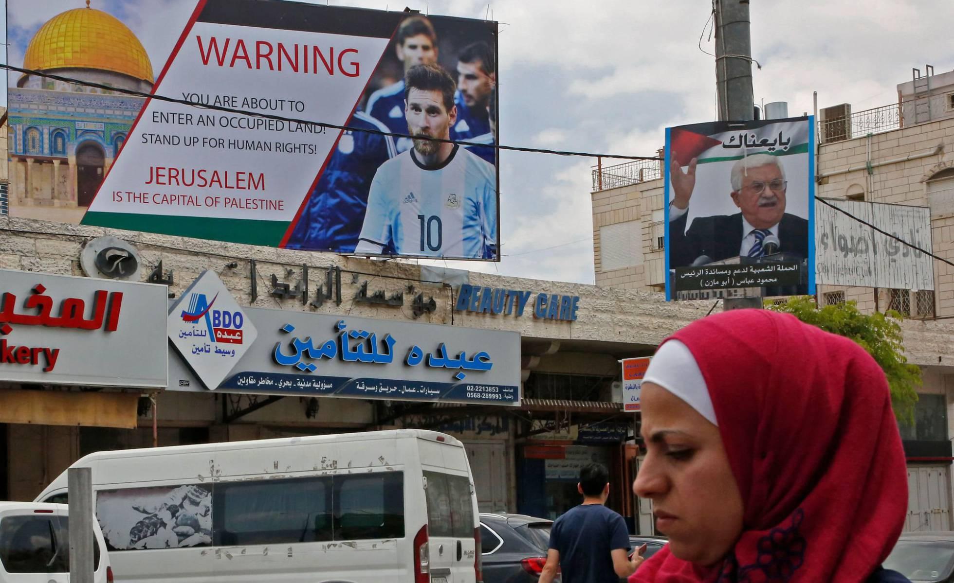 Argentina Cancela partido con Israel