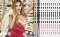 Ana Mena estrena el videoclip del tema 'Te deseo lo mejor'