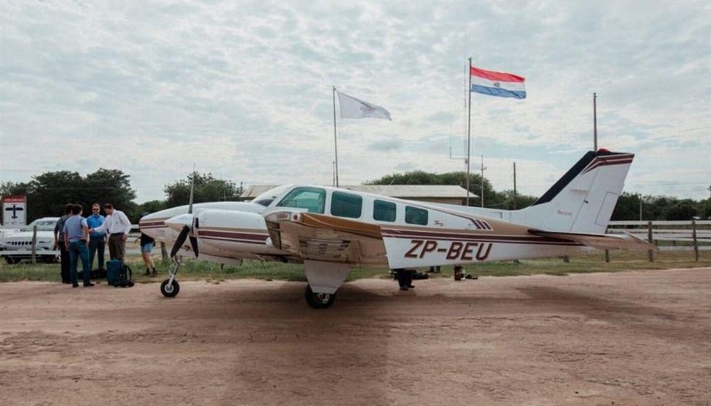 Desaparece la avioneta en la que viajaba el ministro de Agricultura de Paraguay