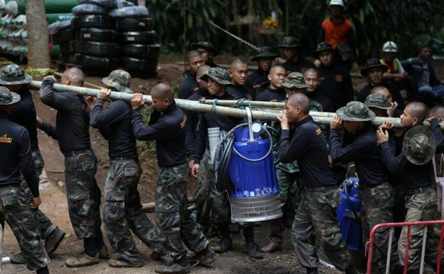 Fallece un Buzo en Tailandia