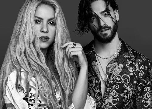 Clandestino Shakira y Maluma