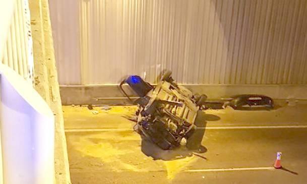 Accidente en Valencia