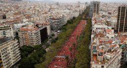 Independentismo en Cataluña