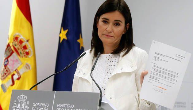 Ministra Montón