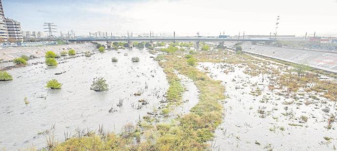 Los pueblos aplauden que València quiera un corredor verde en el cauce 10 años después