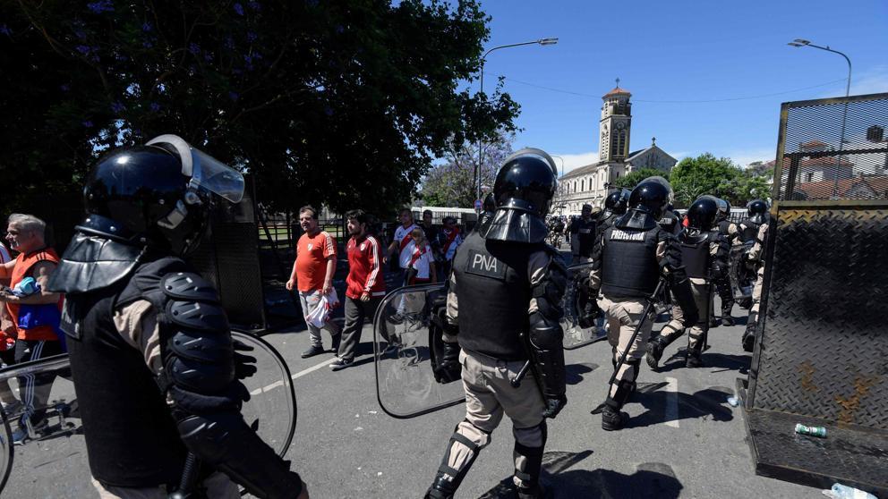 Dimite el ministro de Seguridad de Buenos Aires tras los incidentes del sábado