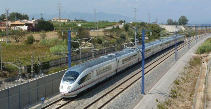 Fomento logra que la UE incluya también la línea Madrid-València en el corredor mediterráneo