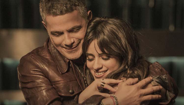 Alejandro Sanz y Camila Cabello estrenan el single Mi persona favorita