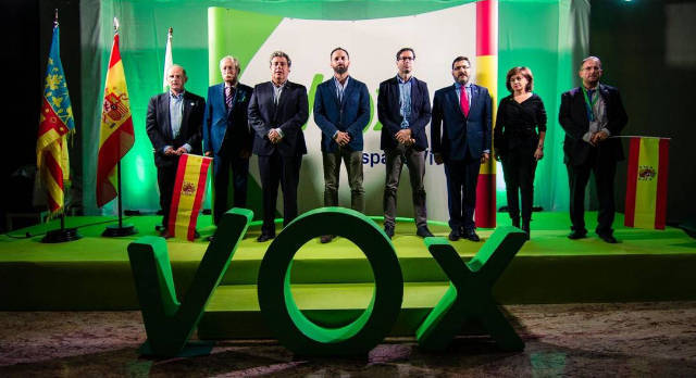 VOX COMUNIDAD VALENCIANA