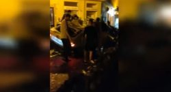 Accidente en gran via fernando el catolico