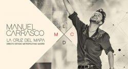 Manuel Carrasco - La cruz del mapa