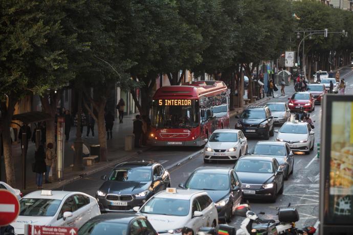 Calle Colon de Valencia