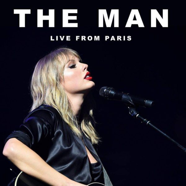 Taylor Swift publica un vídeo en directo del single 'The Man'