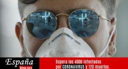Coronavirus en España Alerta...