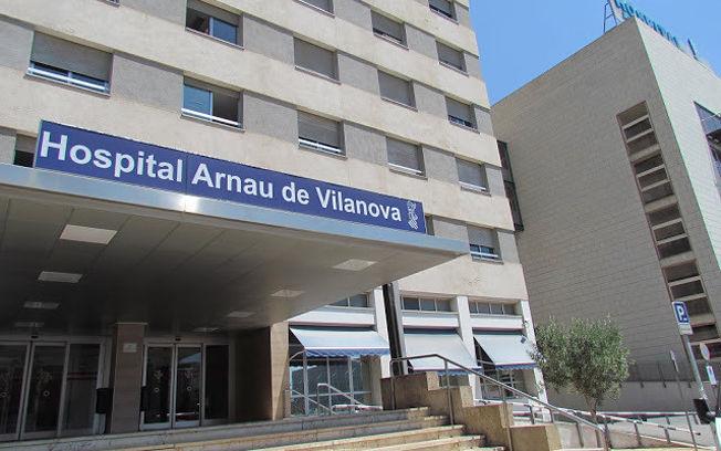 Hospital Arnau de València