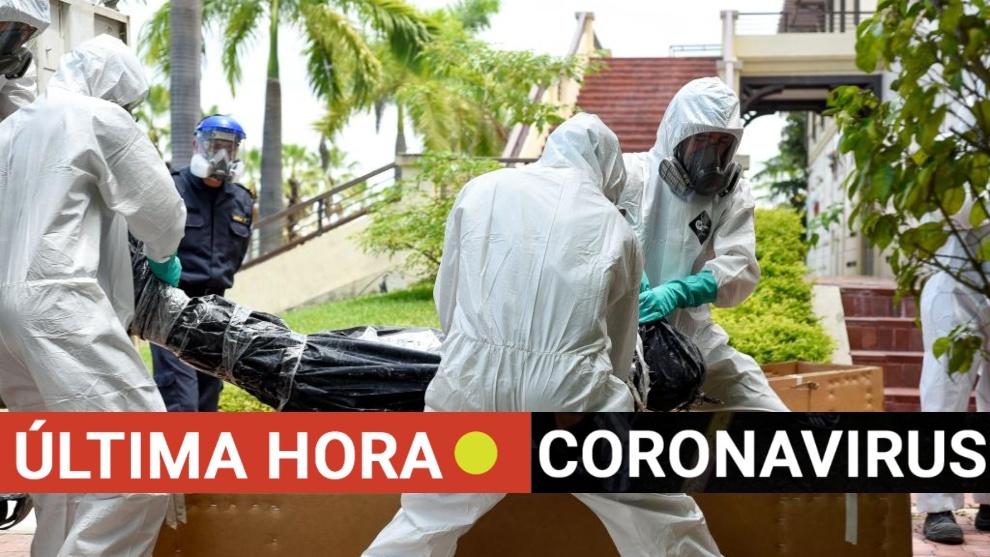 Coronavirus en América