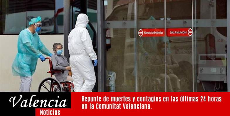 Sube los casos en la comunidad valenciana