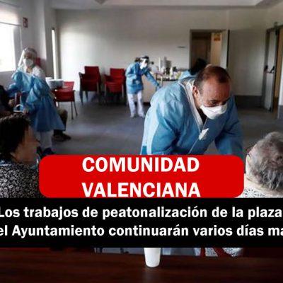 La comunidad Valenciana
