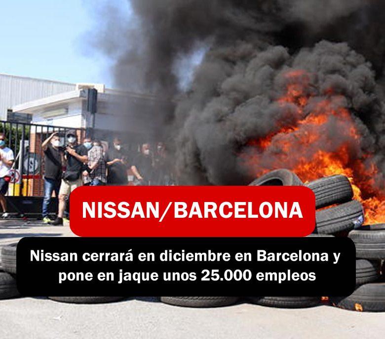 Nissan Barcelona