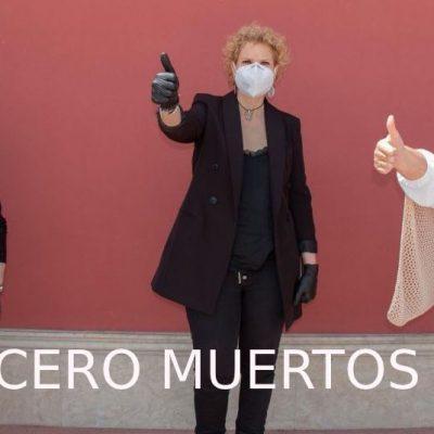 Sanidad confirma por primera vez cero muertos por Coronavirus