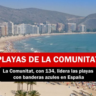 pLAYAS DE LA COMMUNITAT