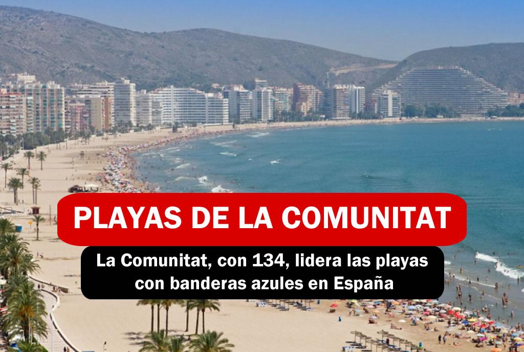 pLAYAS DE LA COMMUNITAT