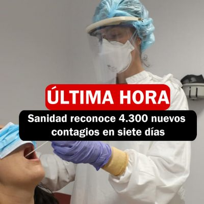 ULTIMA HORA DE CORONAVIRUS EN ESPAÑA