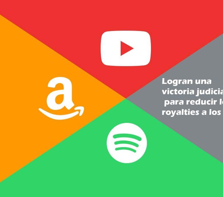logran una victoria judicial para reducir los royalties a los músicos