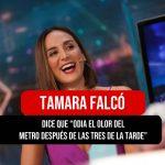 Tamara Falcó dice que odia el olor del metro