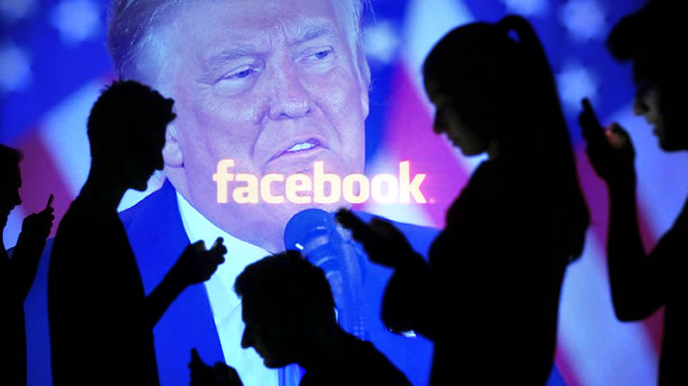 Facebook cierra el grupo protrump - Energía Estereo