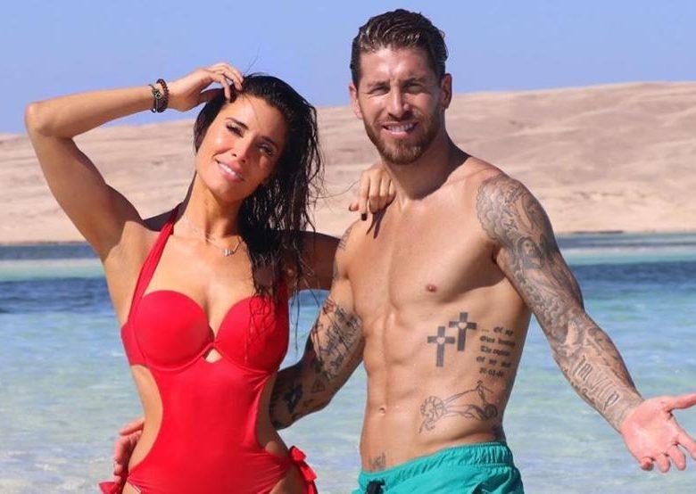 Pilar Rubio y Sergio Ramos