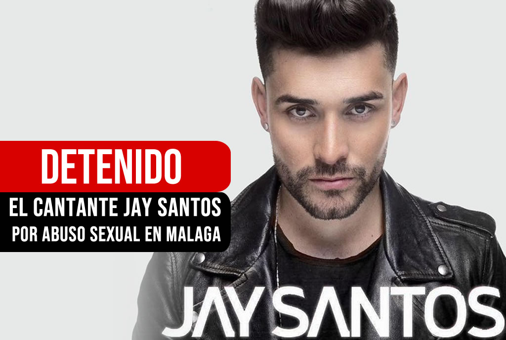 JAY SANTOS DETENIDO POR ABUSO SEXUAL