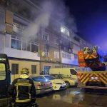 Un muerto en un incendio-de-una-vivienda-en-alcala-de-henares