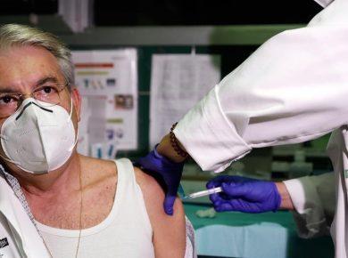 nuevo lote de vacunas en España