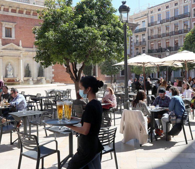 Contagio de la comunidad valenciana
