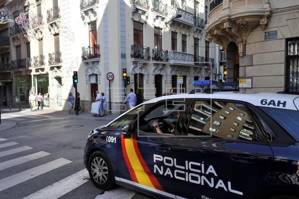 Policia Nacional de Valencia