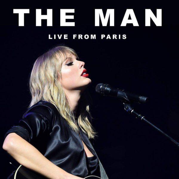 Taylor Swift publica un vídeo en directo del single 'The Man'