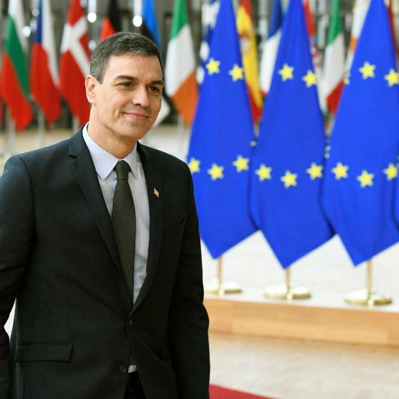 España recibira España para la recuperación