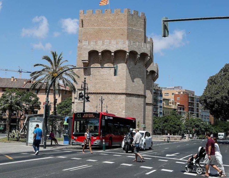 Valencia en fase 2