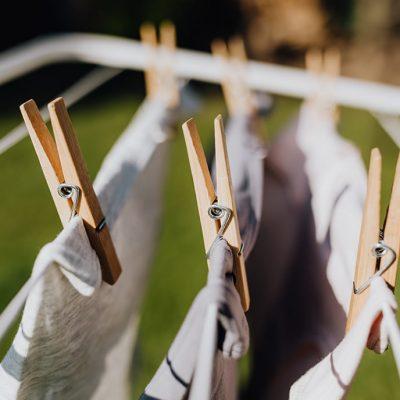 secar ropa en invierno
