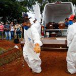 Brasil bate record de muertes diarias por Covid19